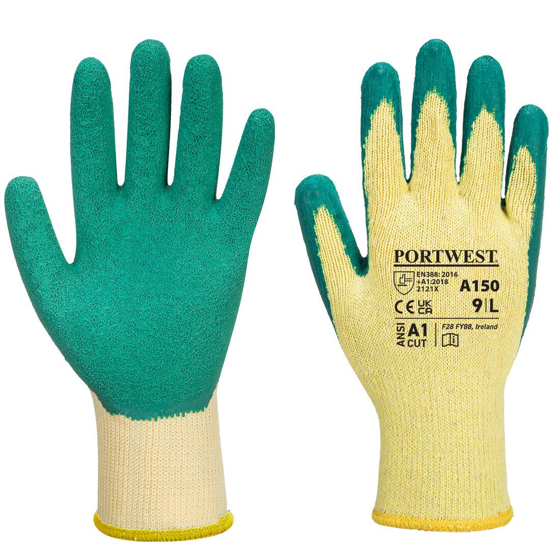 Portwest Classic Grip Glove - Latex