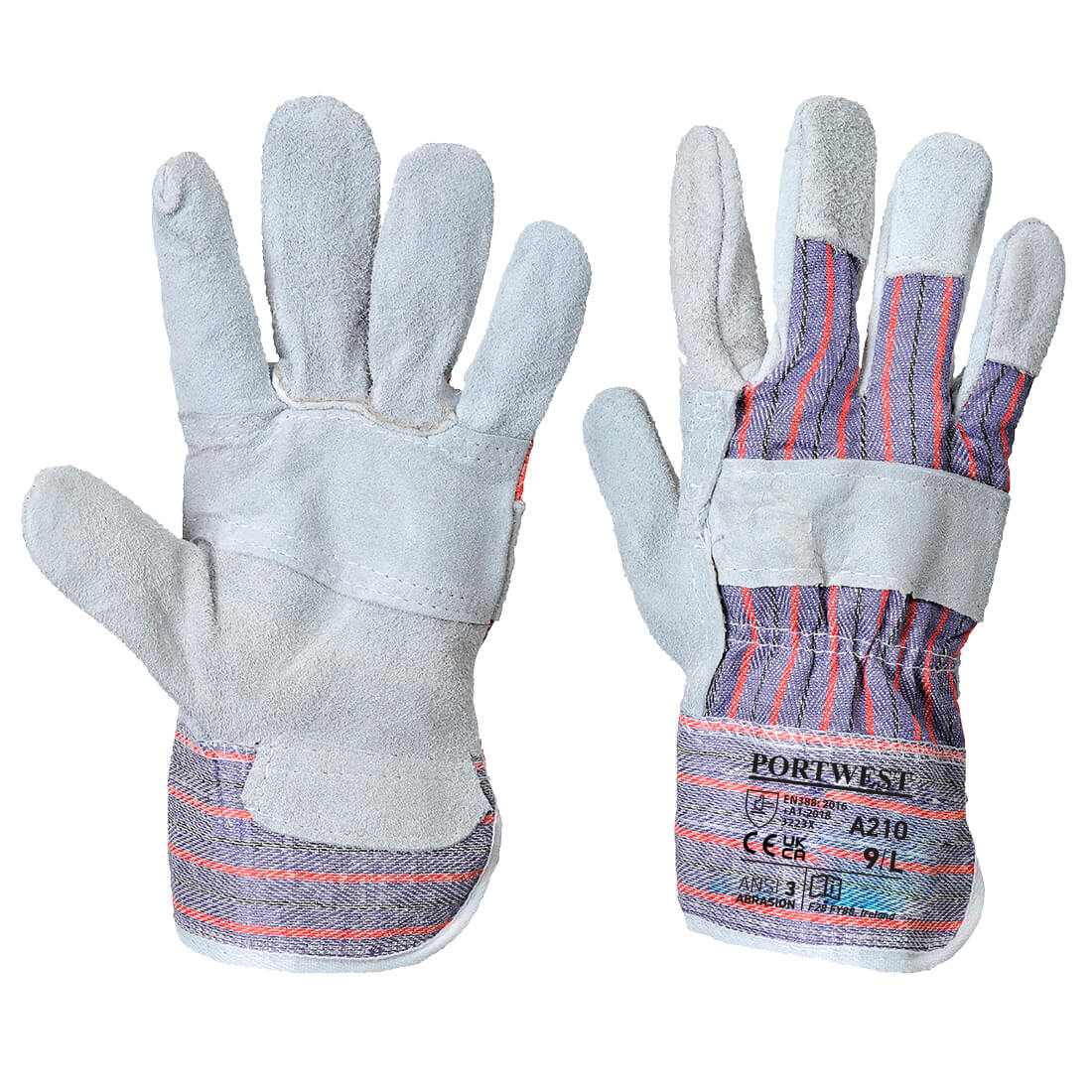 Canadian Rigger Glove Grey XL