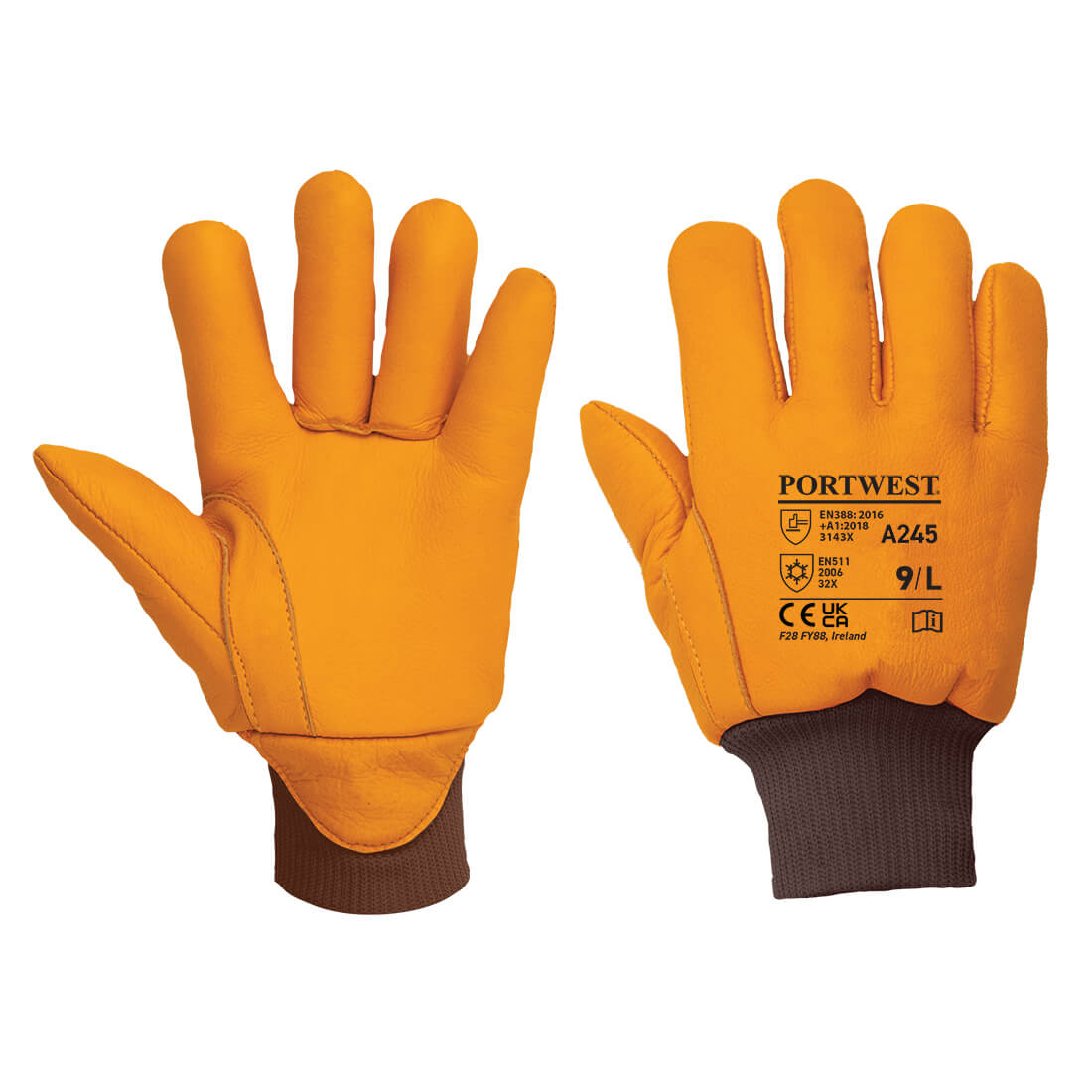 HAND PROTECTION, Thermal Gloves
