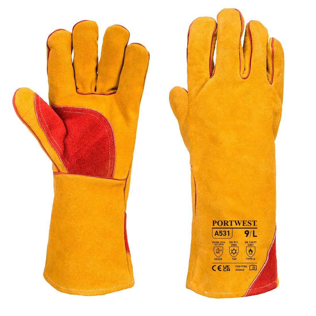 Gloves, Welders Gloves