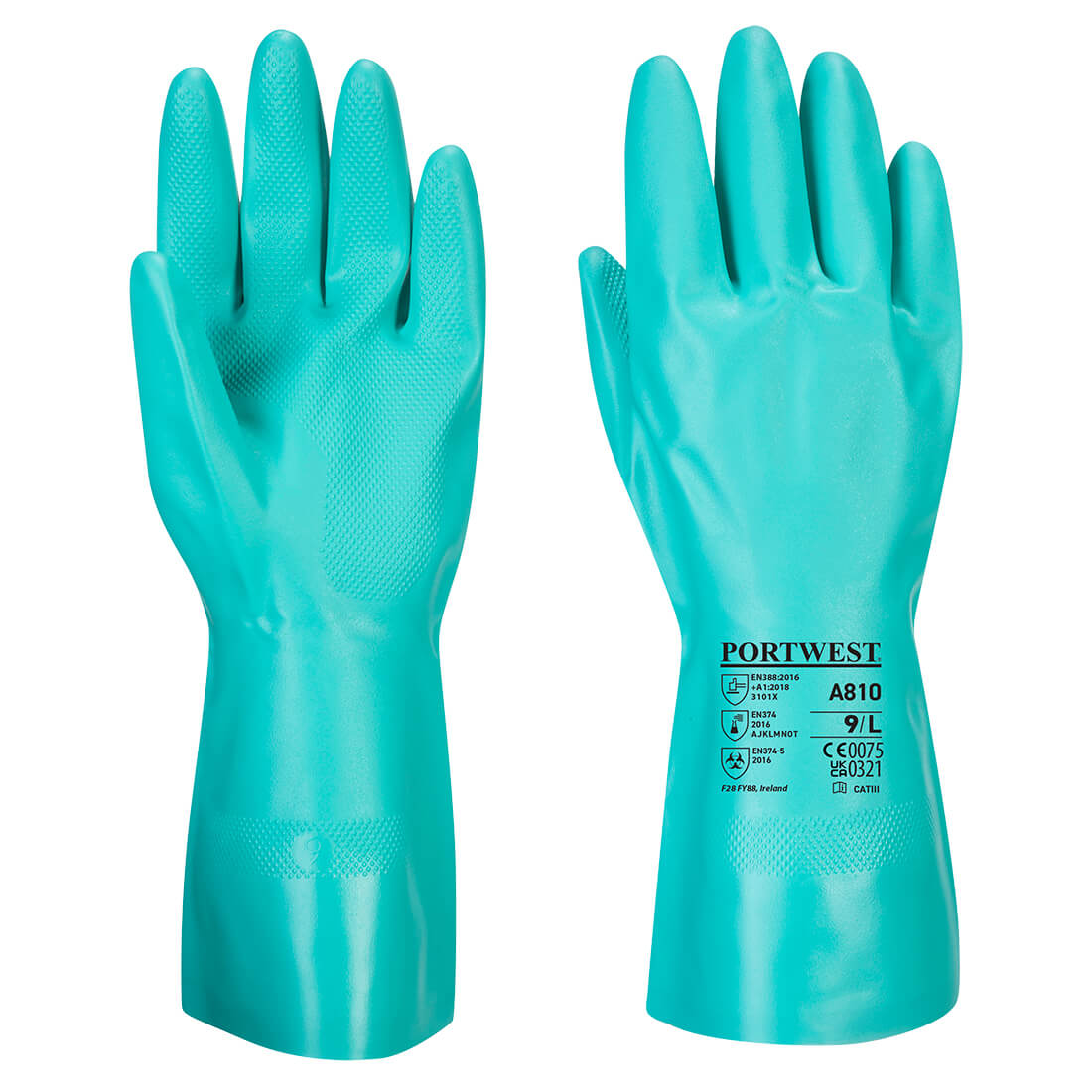 Gloves, Chemical Protection
