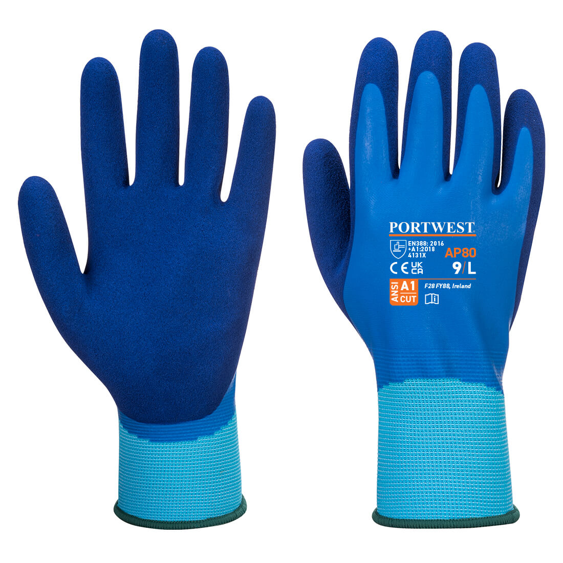 Liquid Pro Glove Blue Small