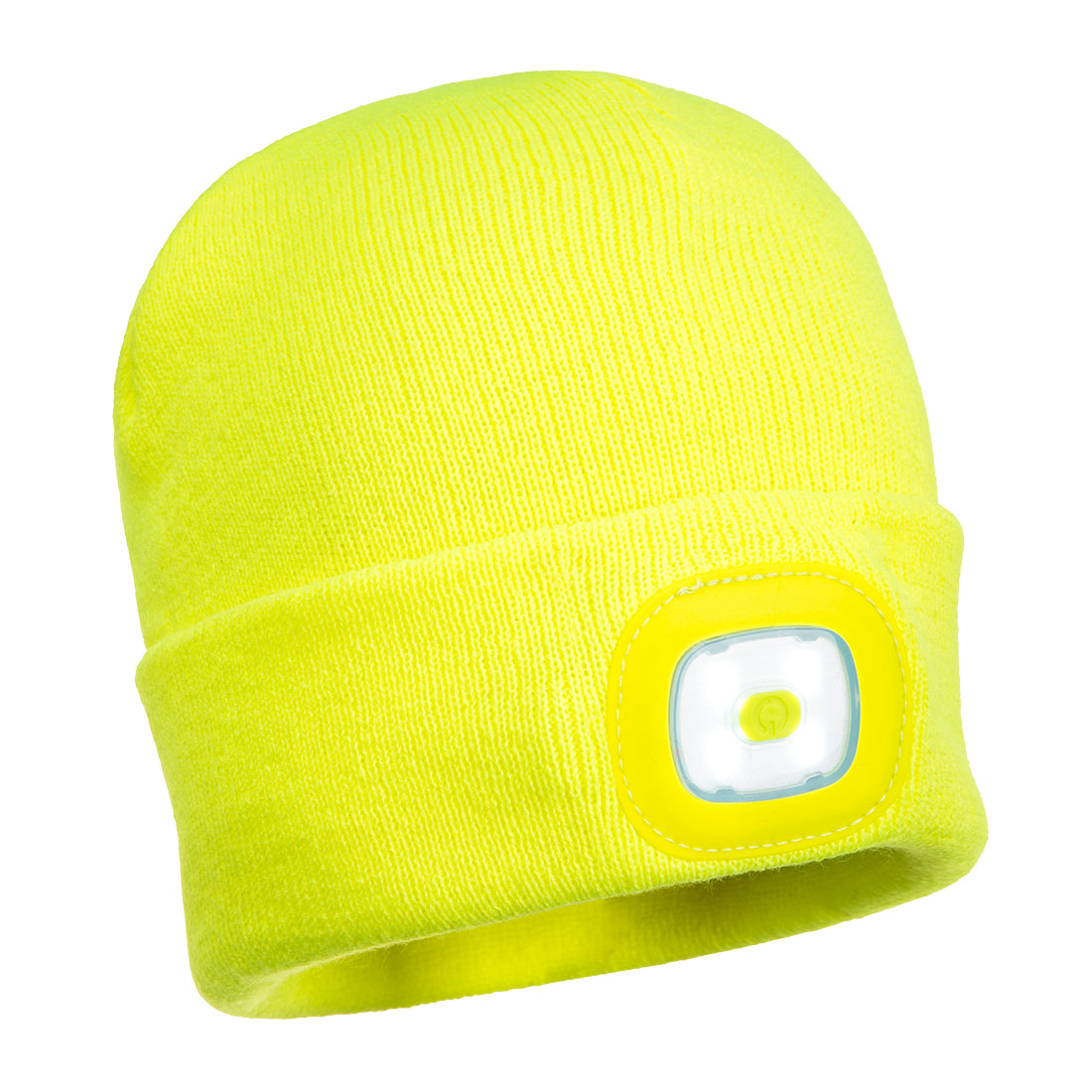 Junior Beanie LED Headlight, Yellow  R/Fit