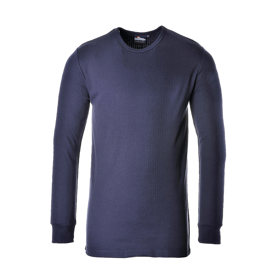 Thermal T-Shirt Long Sleeve Navy XSmall
