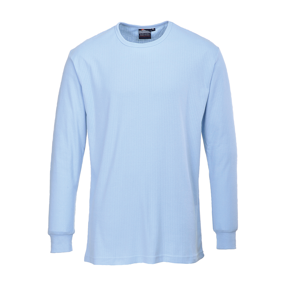 Thermal T-Shirt Long Sleeve Sky Small