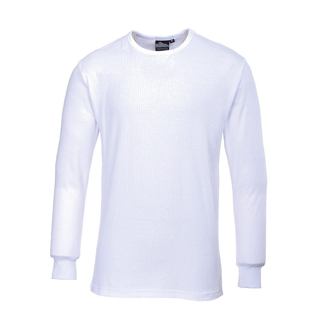 Thermal T-Shirt Long Sleeve White XL
