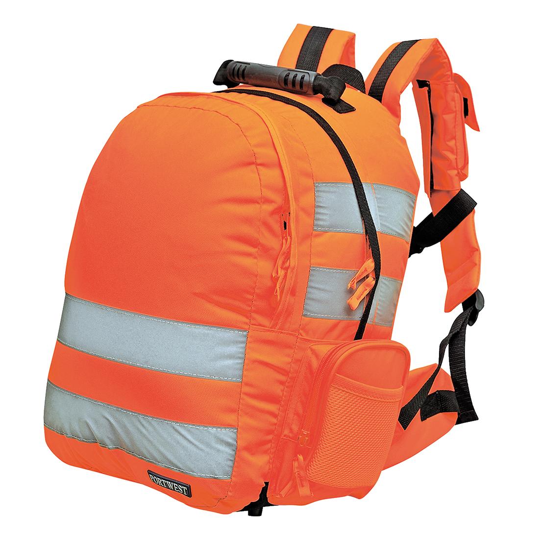 Quick Release Rucksack  (25L), Orange  R/Fit