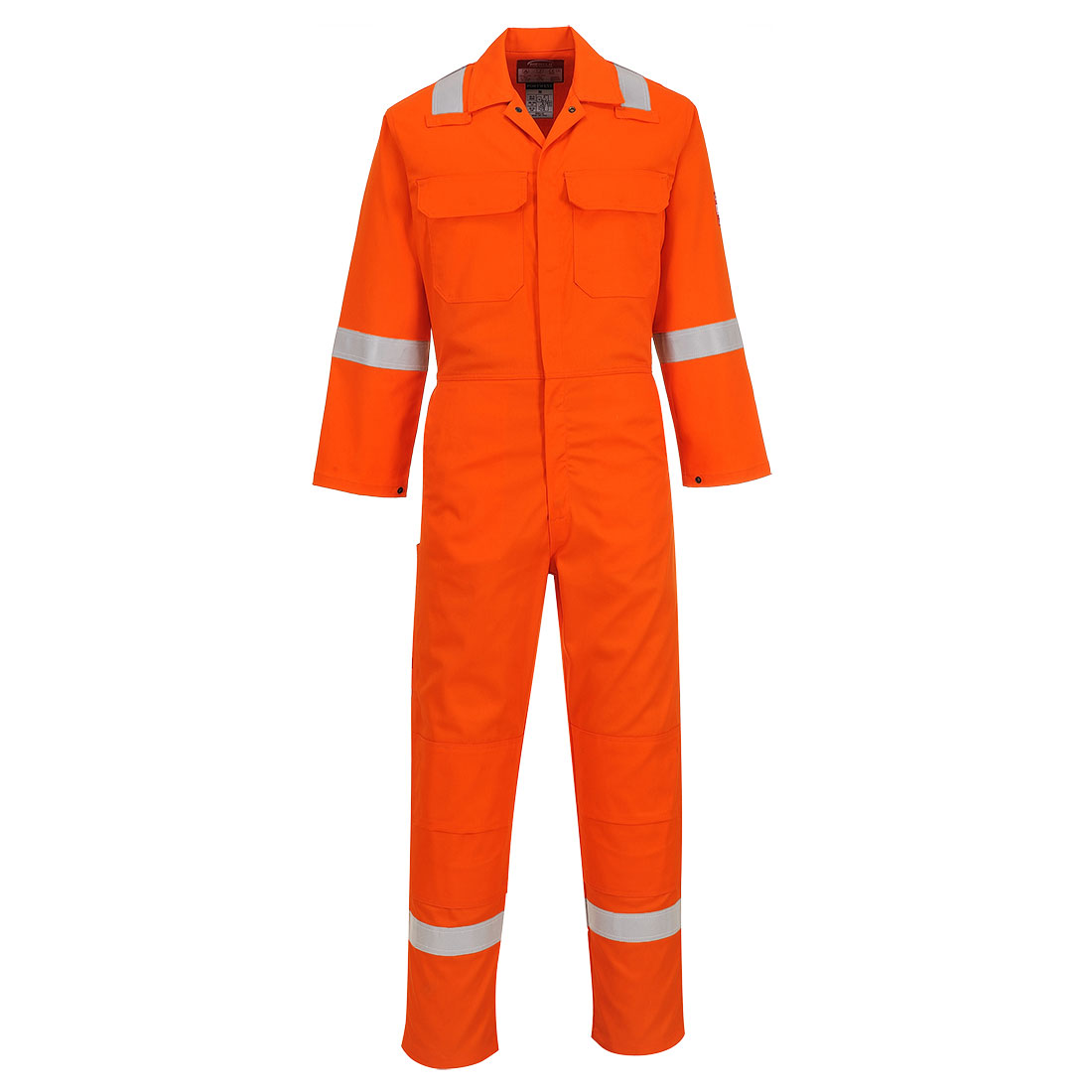 Bizweld Iona FR Coverall Orange 3 XL