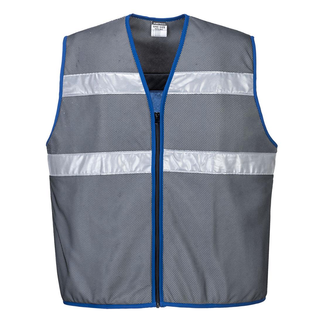 Cooling Vest, Grey  R/Fit