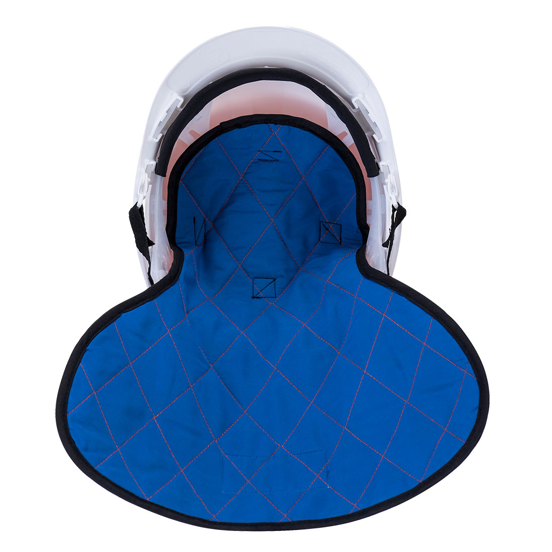Cooling Crown With Neckshade, OrBlu  L/Fit
