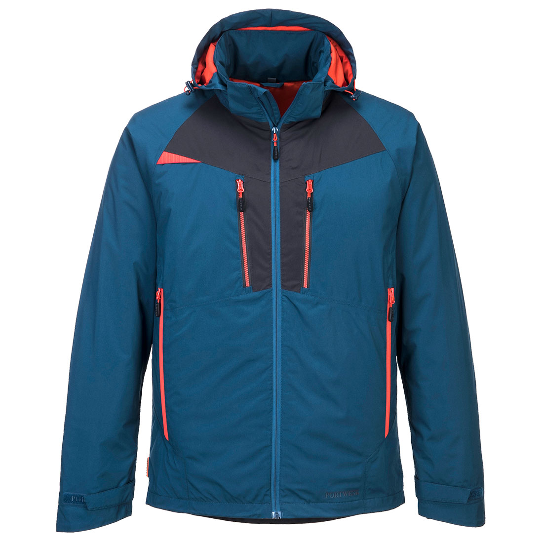 DX4 Winter Jacket Metro Blue Small