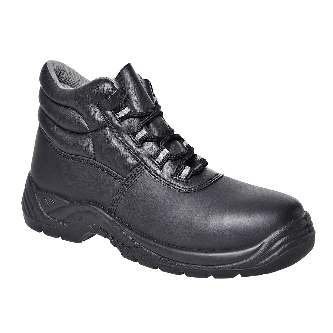 Compositelite Safety Boot, Black      Size 4 R/Fit