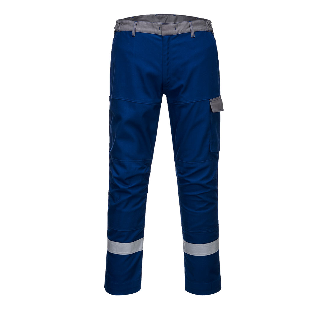 Bizflame Ultra Two Tone Trouser Royal Blue UK36 EU52  F