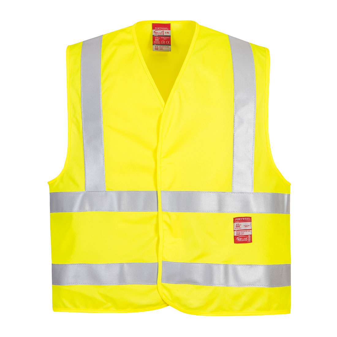 Flame Resistant, Vests