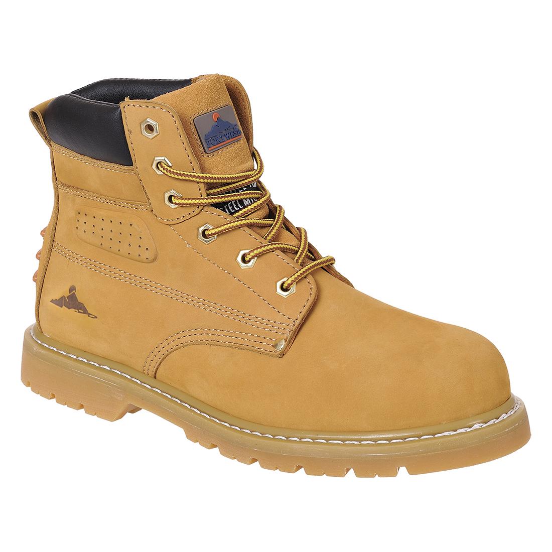 Steelite Welted Plus Safety Boot SBP HRO Honey 43         9