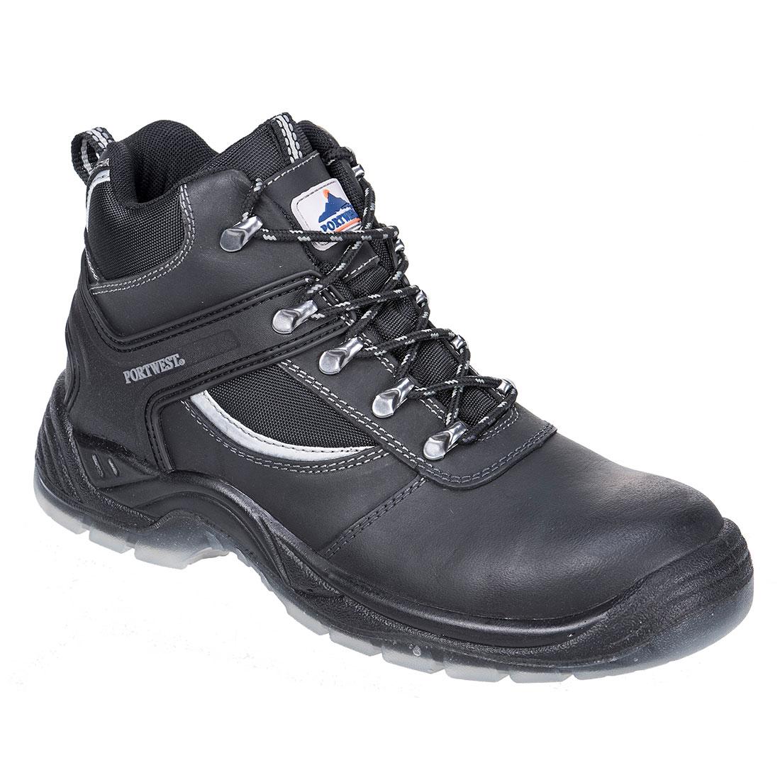 Steelite Mustang Boot S3 Black 44         1