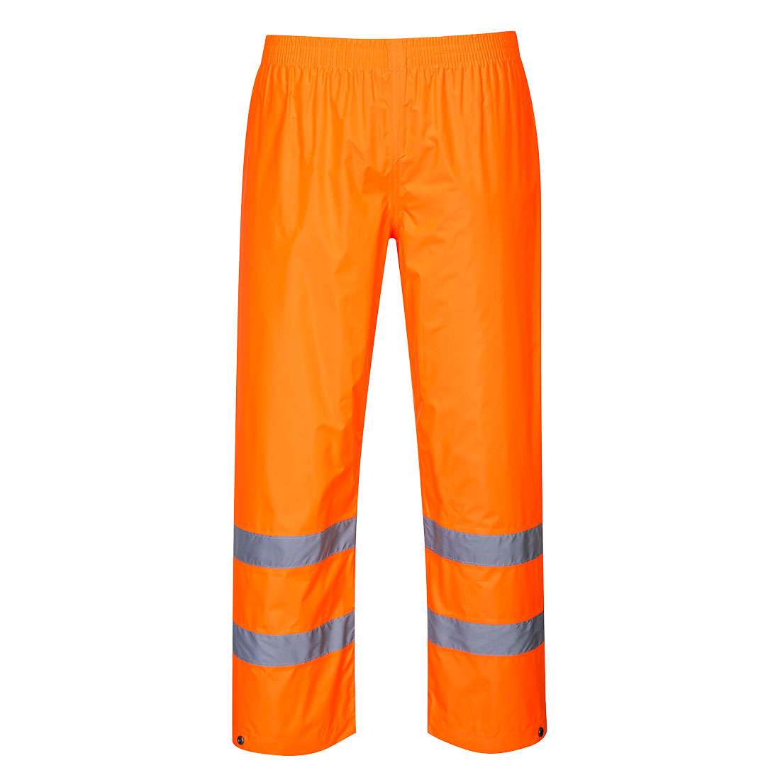 Hi-Vis Rain Trousers Orange XL