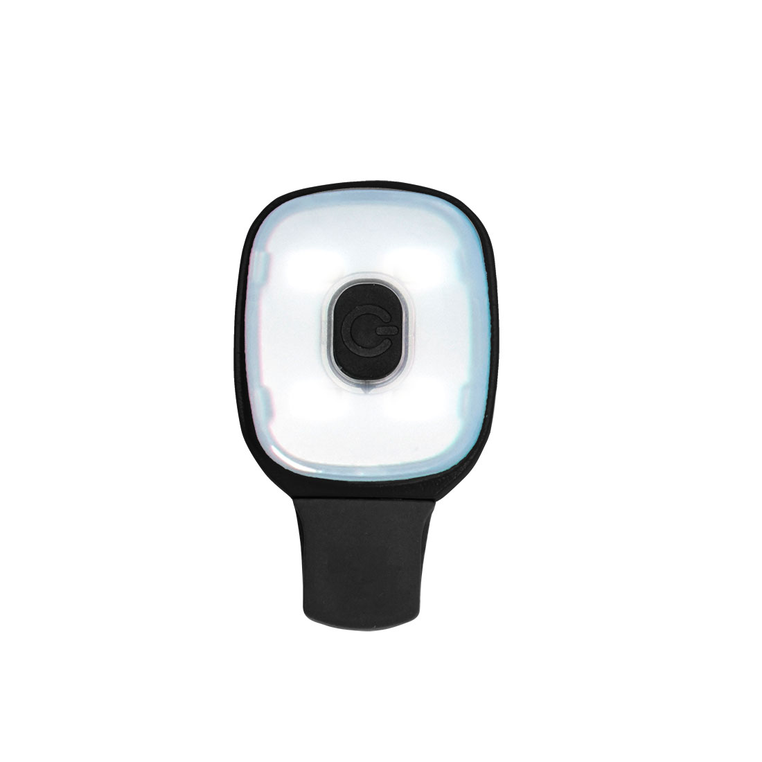 USB Rechargable Light Clip, Black  R/Fit