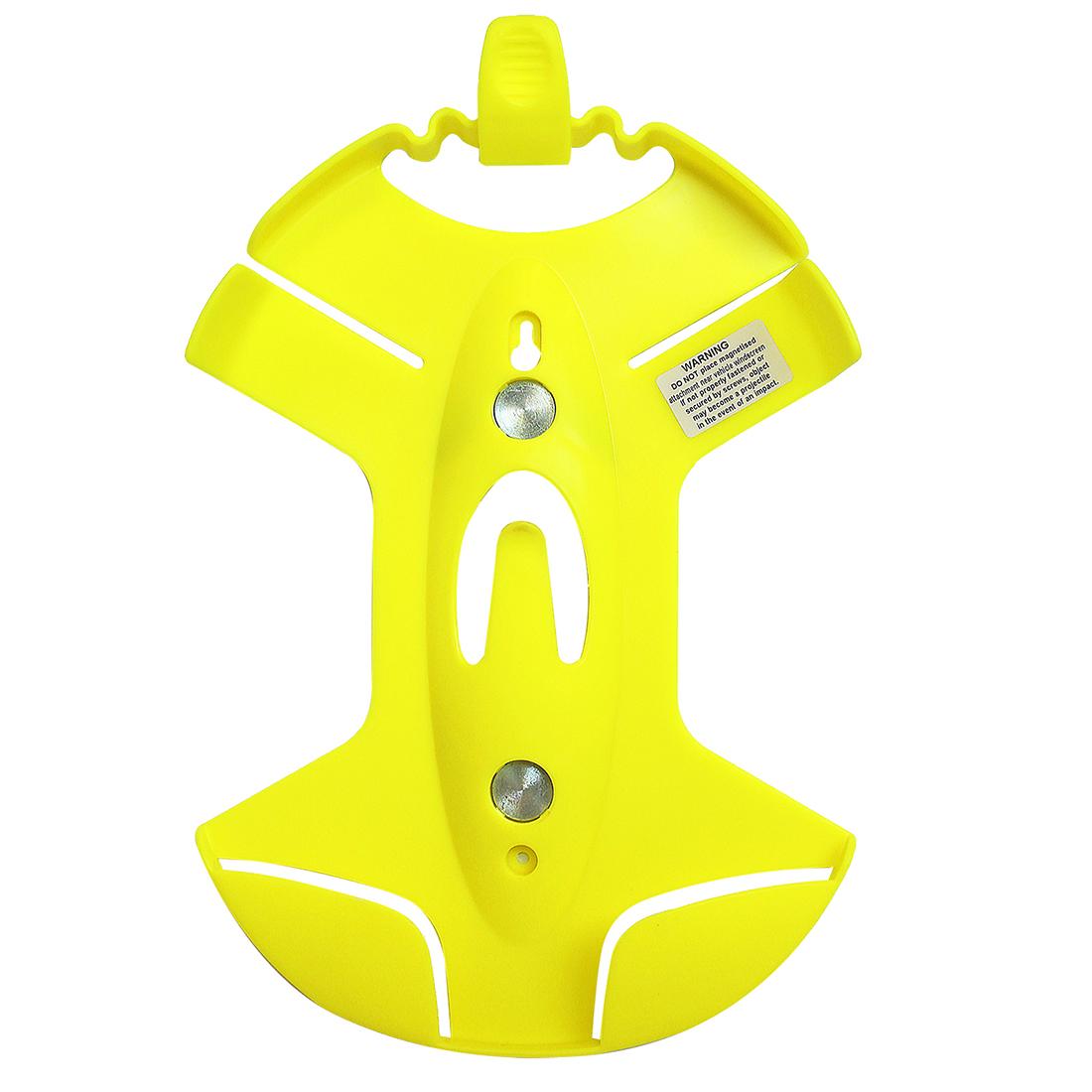 Helmet Holder, Yellow  R/Fit