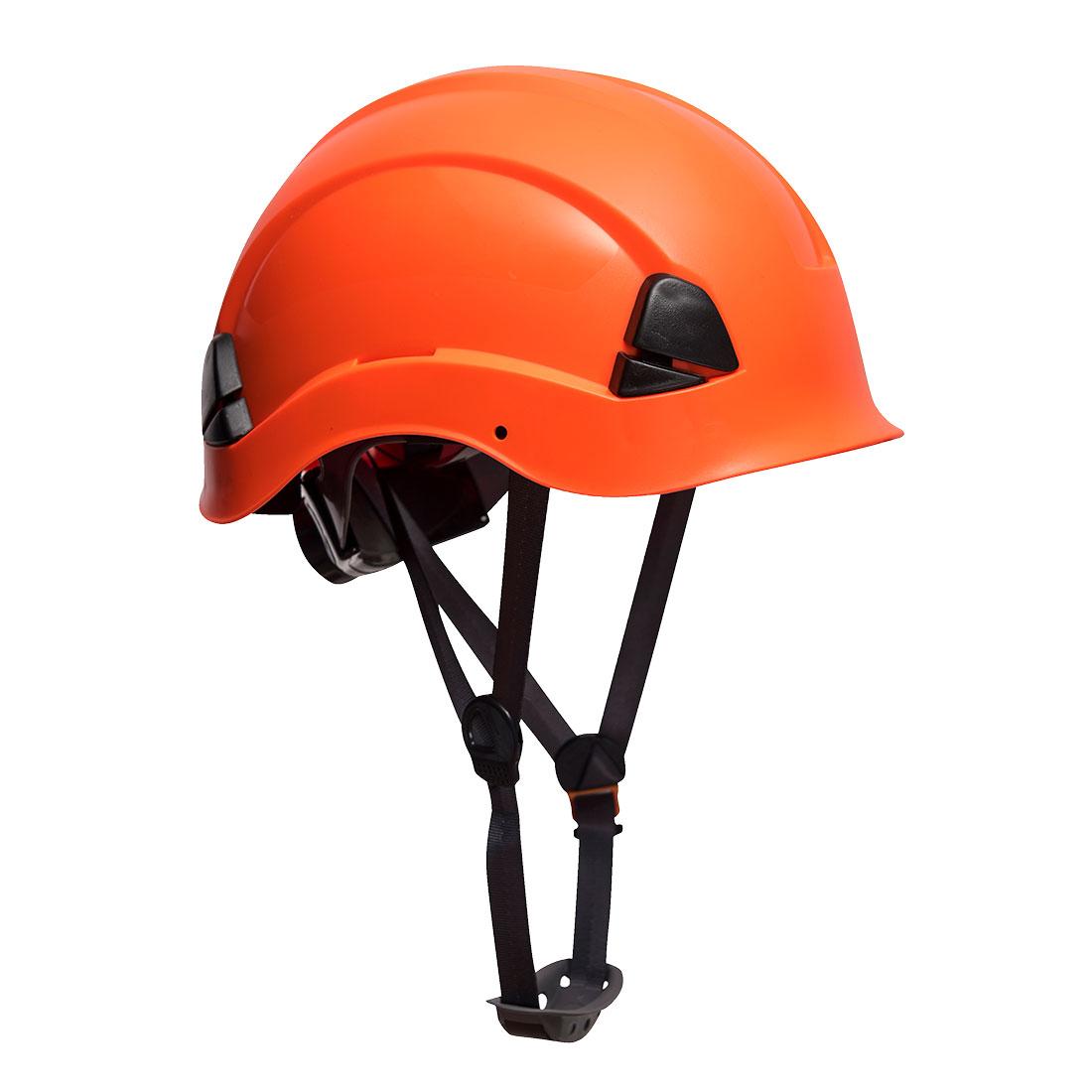 Height Endurance Helmet, Orange  R/Fit