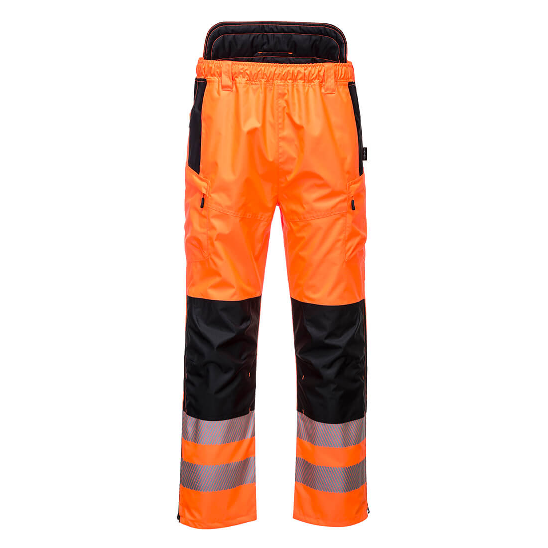 PW3 Hi-Vis Extreme Trouser Orange/Black XXL