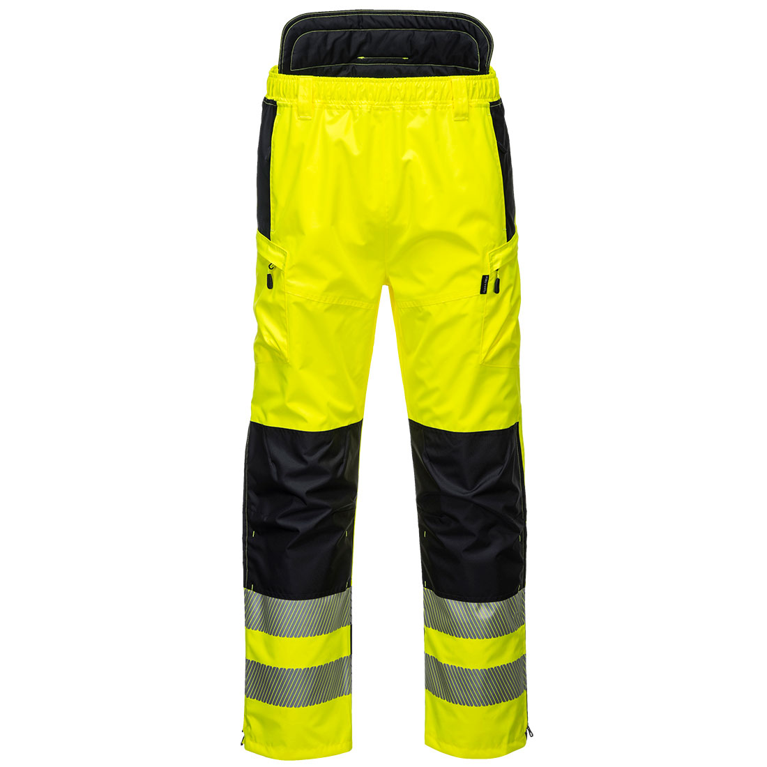 PW3 Hi-Vis Extreme Trouser Yellow/Black Large