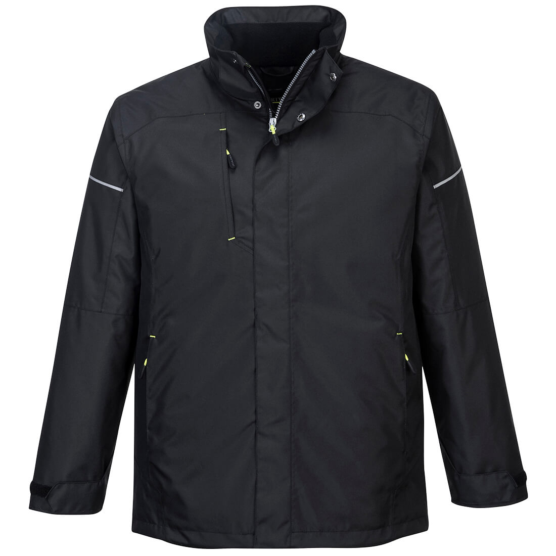 PW3 Winter Jacket Black Medium