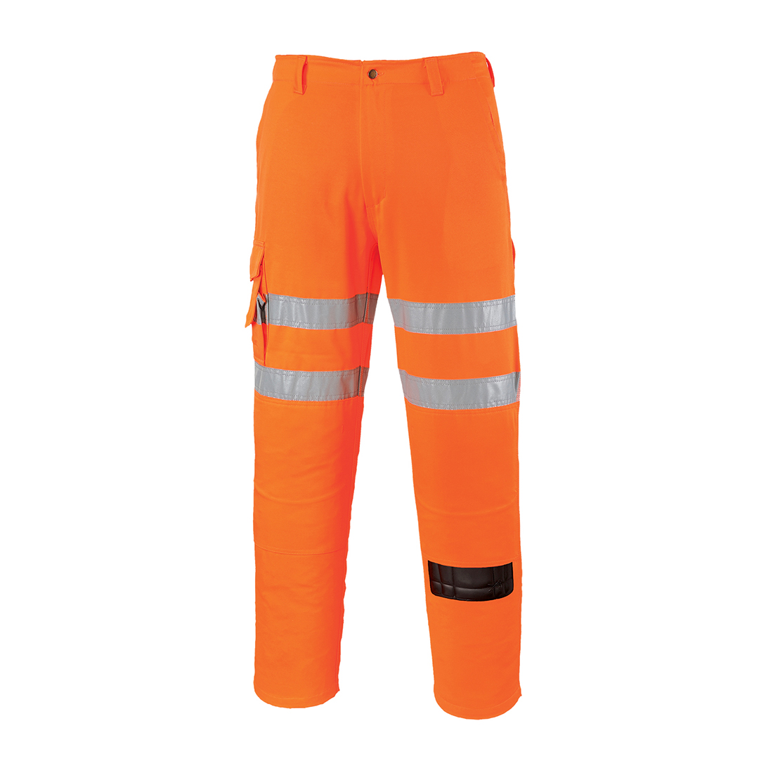 Rail Combat Trousers Orange Large