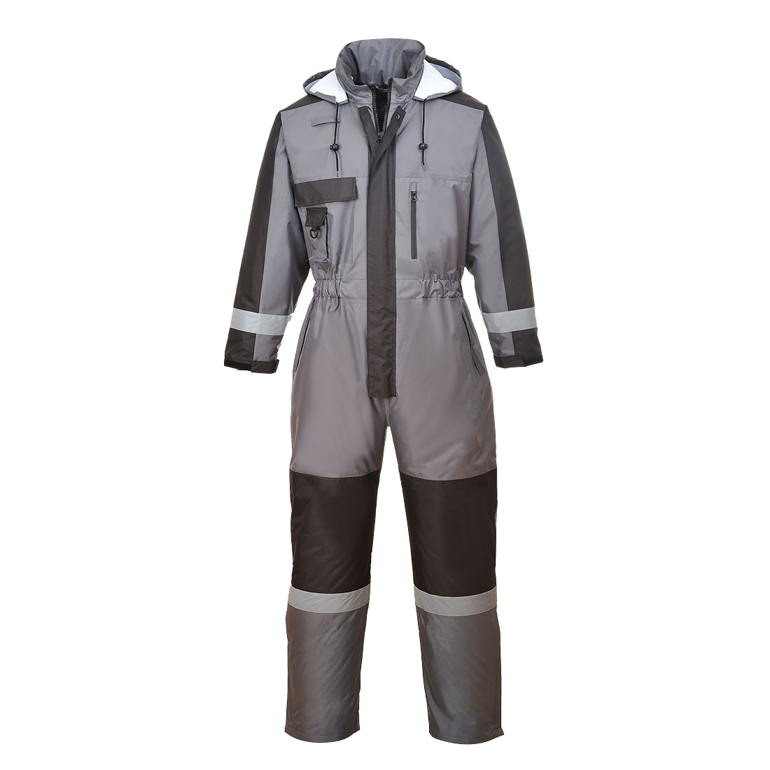 Winter Coverall Grey XXL
