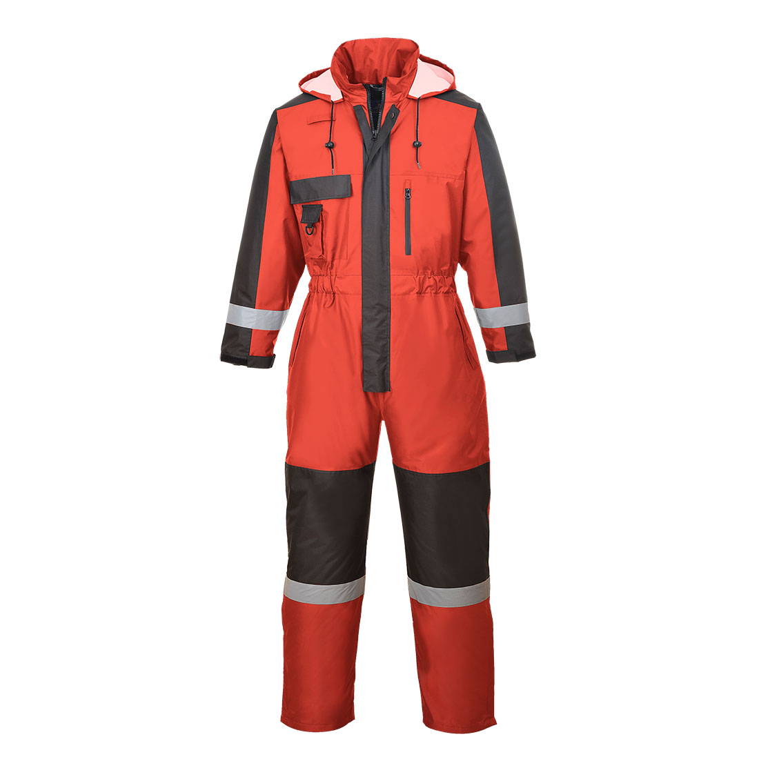 Winter Coverall Red Large
