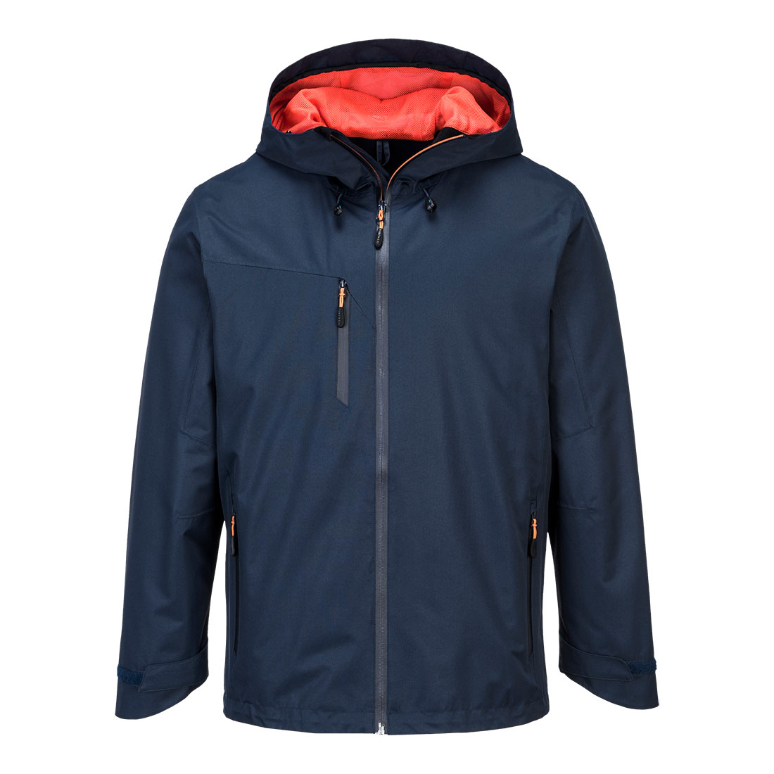 Portwest X3 Shell Jacket Navy Large