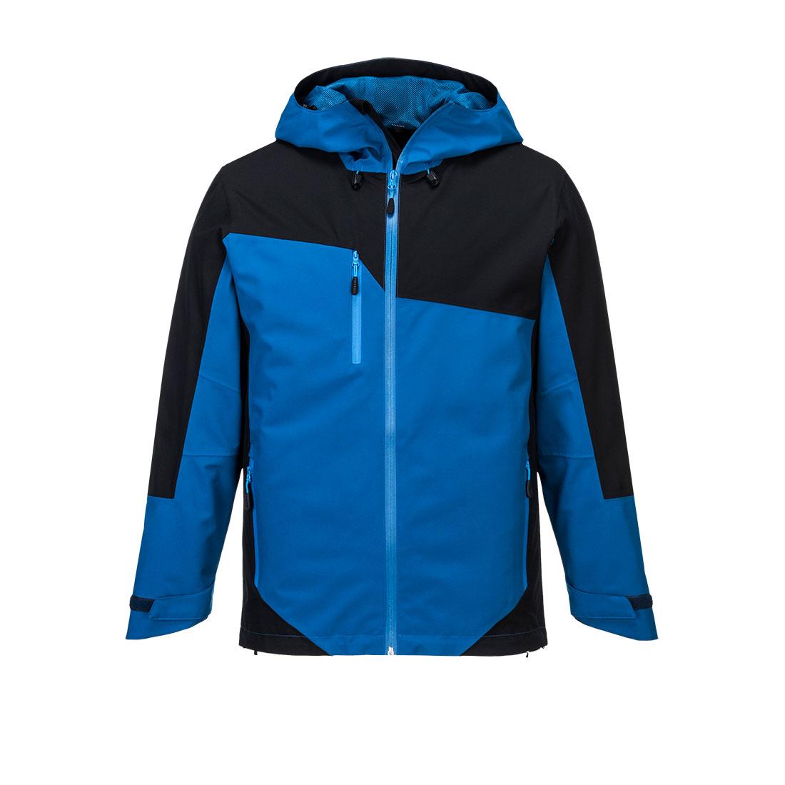 Portwest X3 Two-Tone Jacket Blue/Black Large