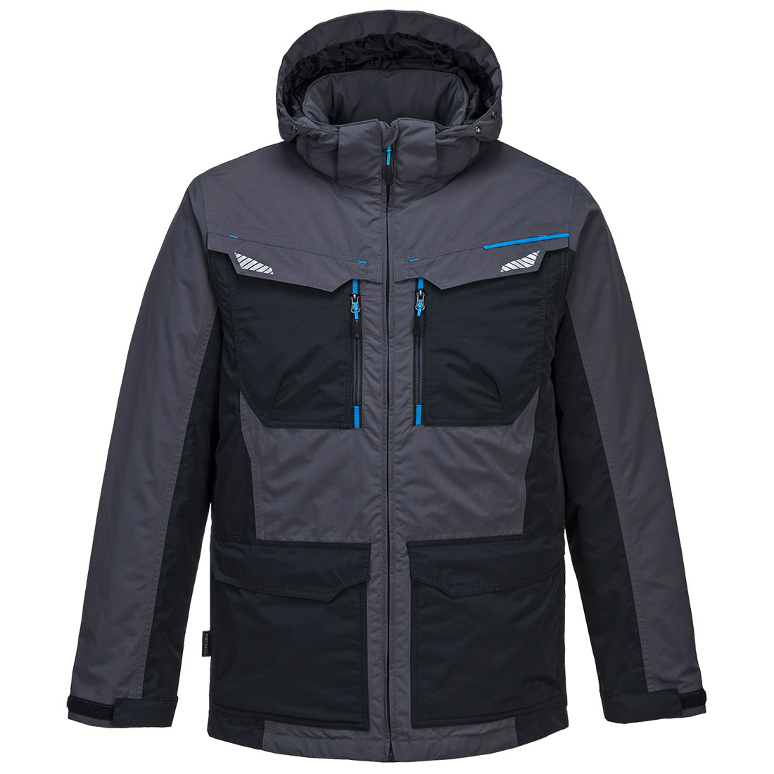 WX3 Winter Jacket Metal Grey XL