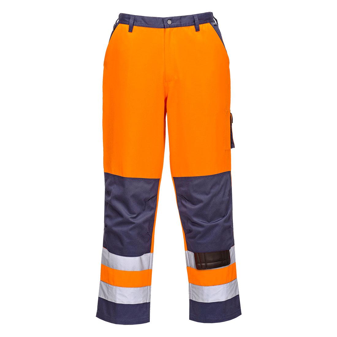 Lyon Hi-Vis Trousers Orange XL