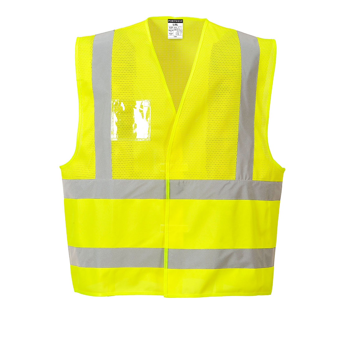 High Visibility, Vests