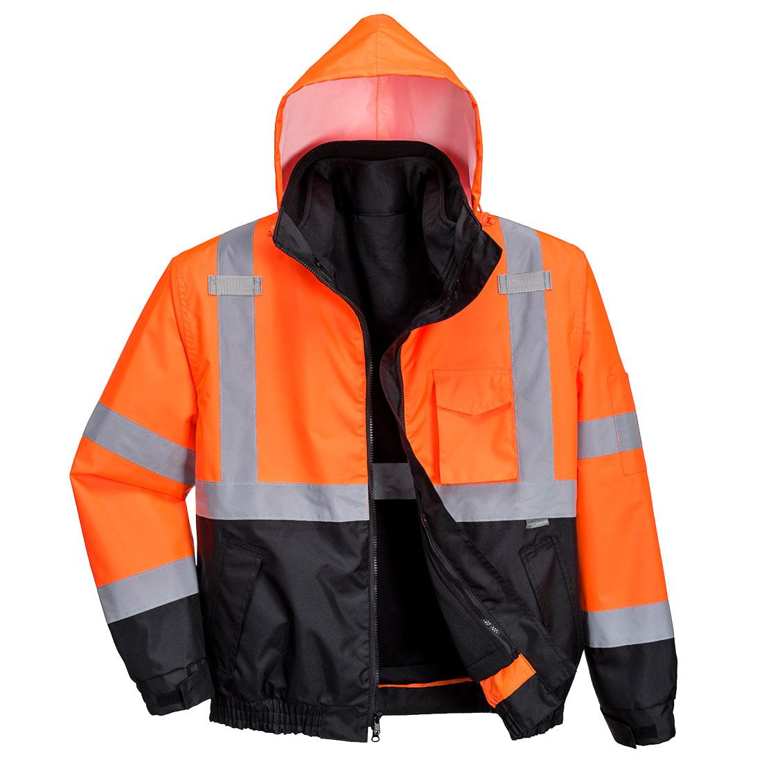 High Visibility, Jackets