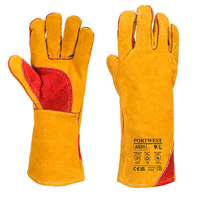 HAND PROTECTION, Welders Gloves