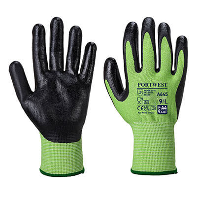 HAND PROTECTION, Cut Resistant Gloves