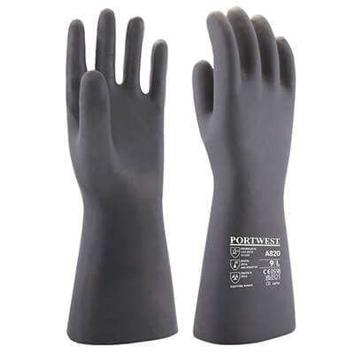 HAND PROTECTION, Chemical Protection