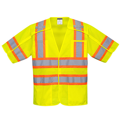 High Visibility, Vests